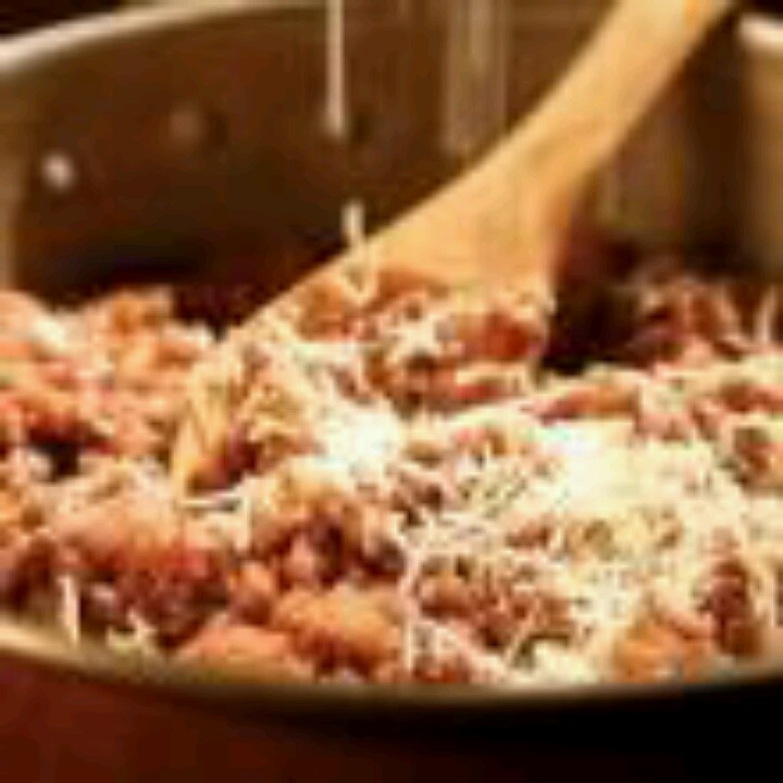 Red Wine Risotto | FAB FOOD | Pinterest