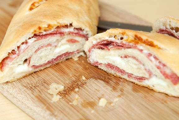 Great stromboli recipe I stumbled upon over a year ago- I've made this ...