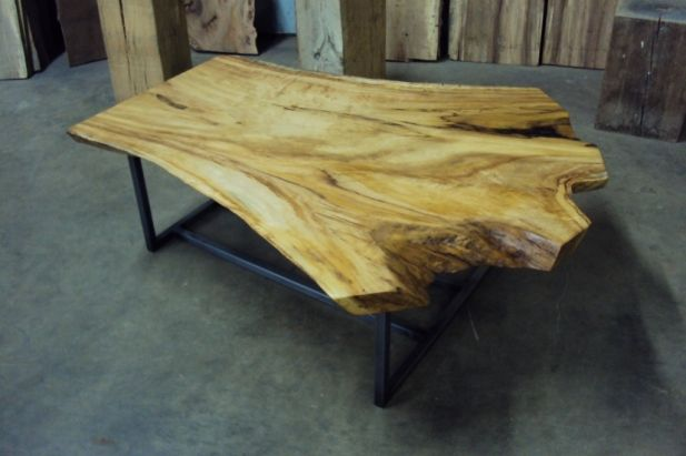 Cottonwood coffee table for Table 52 houston