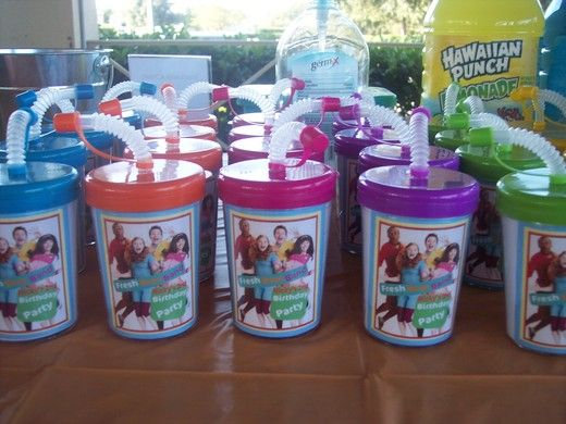 fresh beat band cups