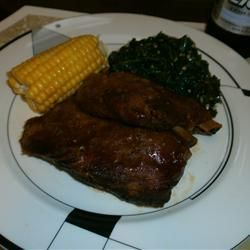 "GrannyLin's Barbeque Ribs Made Easy | ""My family loved these. They ..."