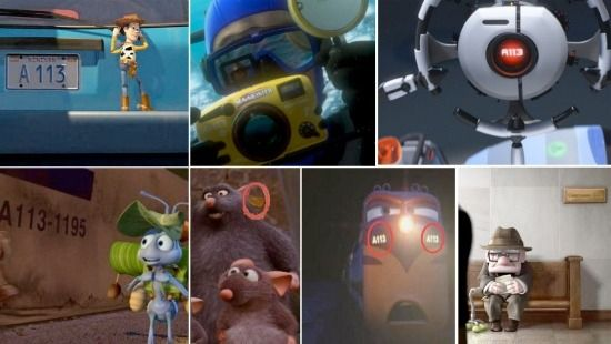 This number can be seen hidden in nearly every Disney/Pixar film. It refers to the room number where the animators are trained and though it began as a gag for Pixar, it has spread into Disney films and even shows like The Simpsons.