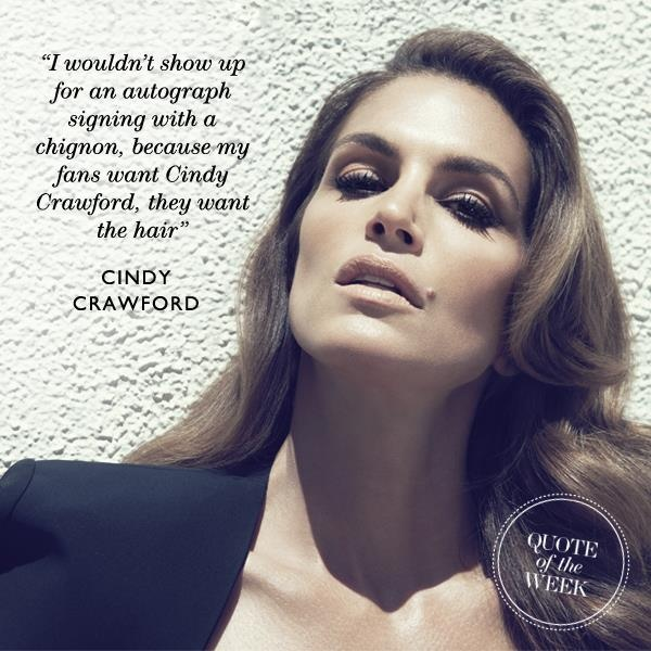 Fashion And Style Is Just That Fashion And Style By Cindy Crawford Like Success