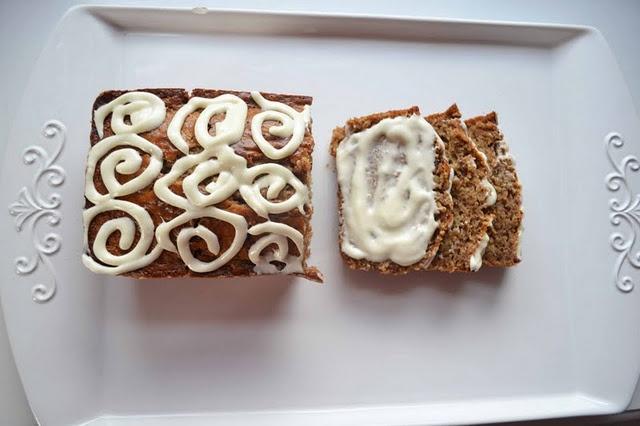 Maple Cinnamon Bun Quick Bread | YUM | Pinterest