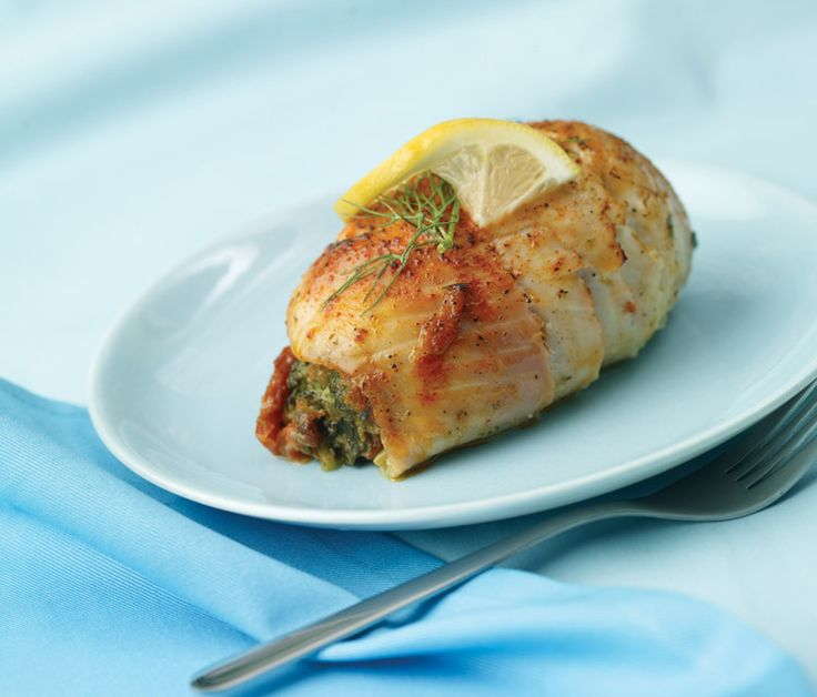 Serve Tilapia Stuffed with Crabmeat at Your Next Soiree