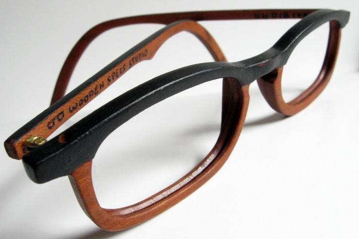 Wood Art Eyeglass Frames by Wooden Specs Studio now ...