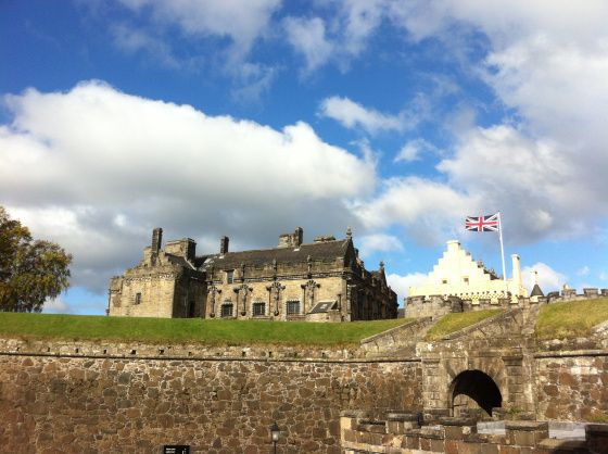 Stirling United Kingdom  city images : Stirling Castle, Scotland | United Kingdom | Pinterest