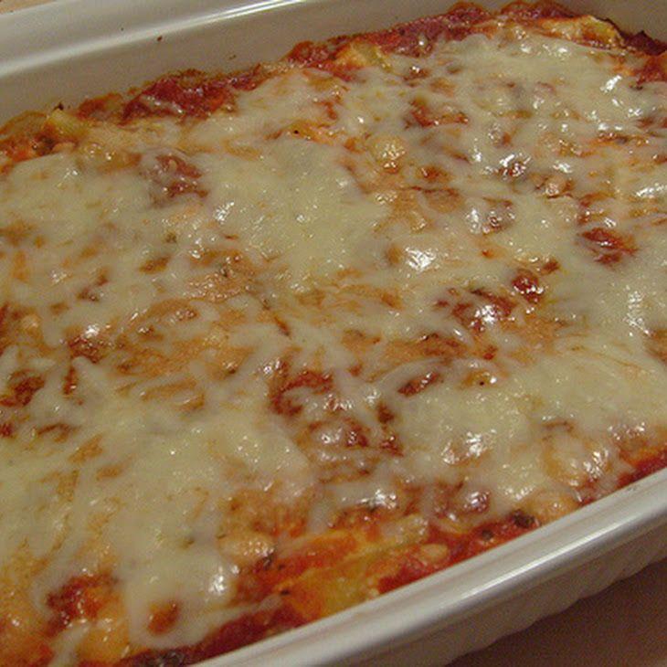 Baked Ziti Recipes — Dishmaps