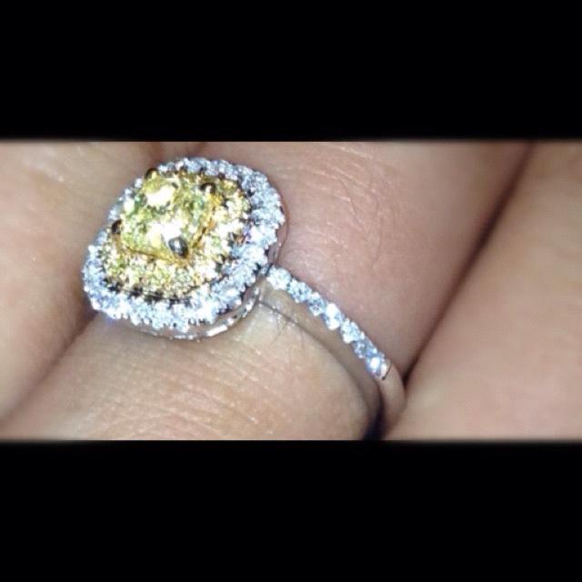 canary yellow diamonds style pinterest