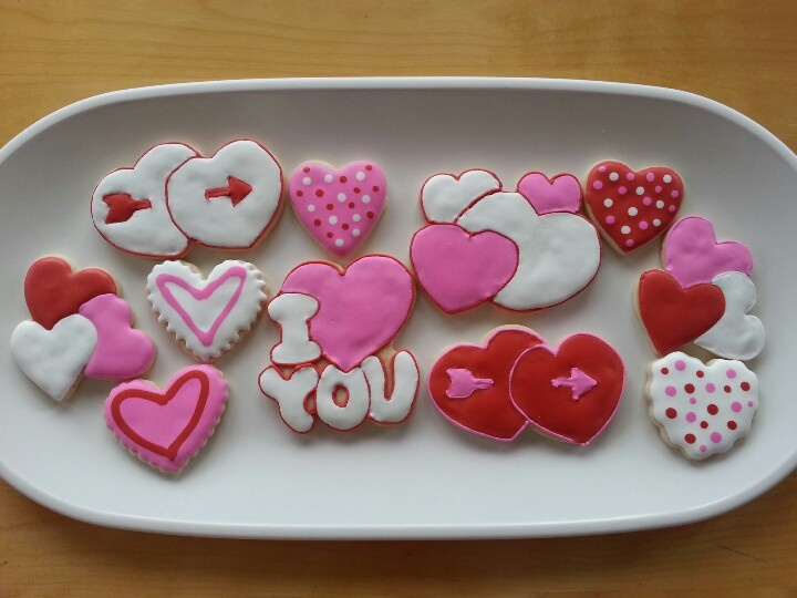 cookies for valentine's day delivery