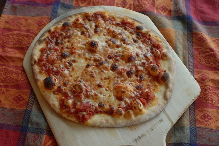 "Peter Reinhart's ""Neo-Neopolitan"" Pizza Dough (Adapted)"