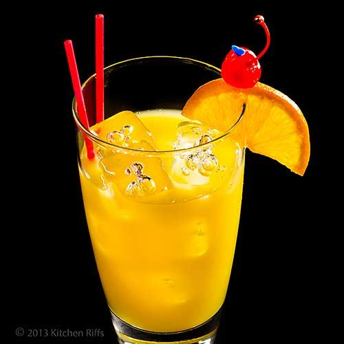 Harvey Wallbanger Cocktail Recipe — Dishmaps