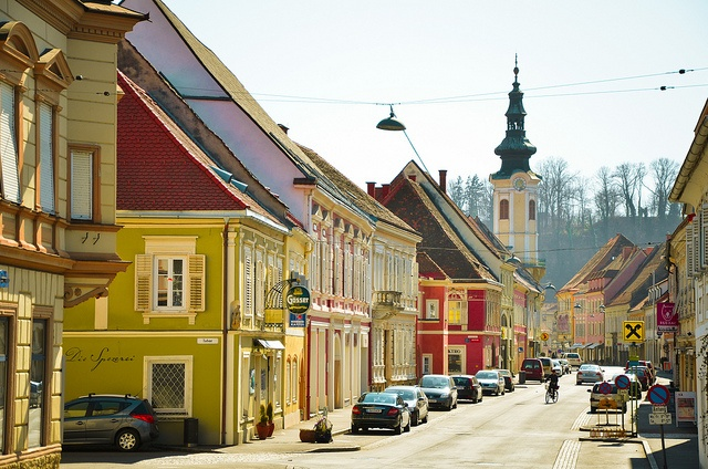 Bad Radkersburg Austria  city images : Bad Radkersburg, Austria | Beautiful Places | Pinterest