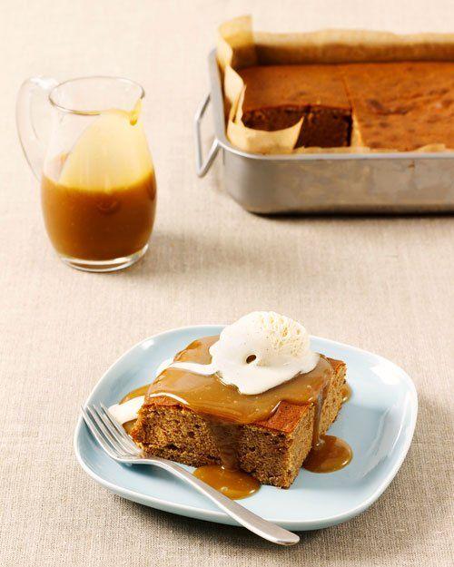 Sticky Toffee Pudding - Kate Middleton's favorite dessert