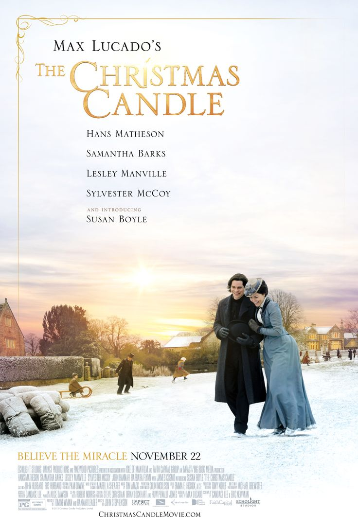 Christmas Candle Movie