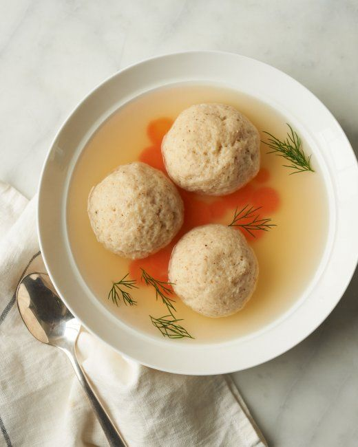 Matzo Ball Soup -- For a quicker version, use store-bought chicken ...