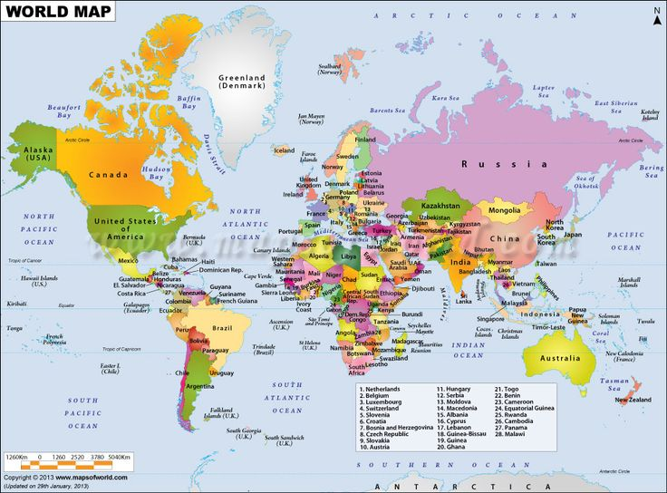 Interactive maps of the world Interactive Maps Pinterest