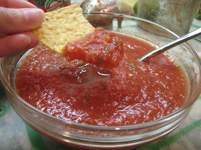 Basic Salsa | Yummy | Pinterest