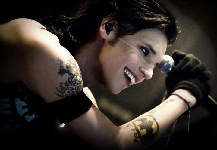 Andy Biersack Batman Tattoo Andy Biersack Chest Tattoos
