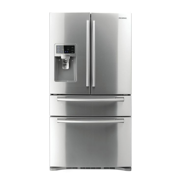 28 0 Cu Ft Stainless Steel French Door Refrigerator Energy Star