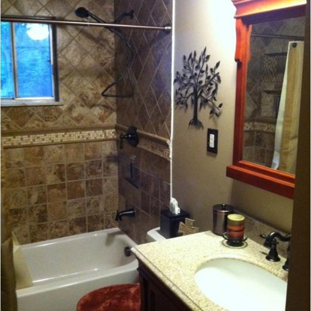 Total Bathroom Renovation For The Home Pinterest