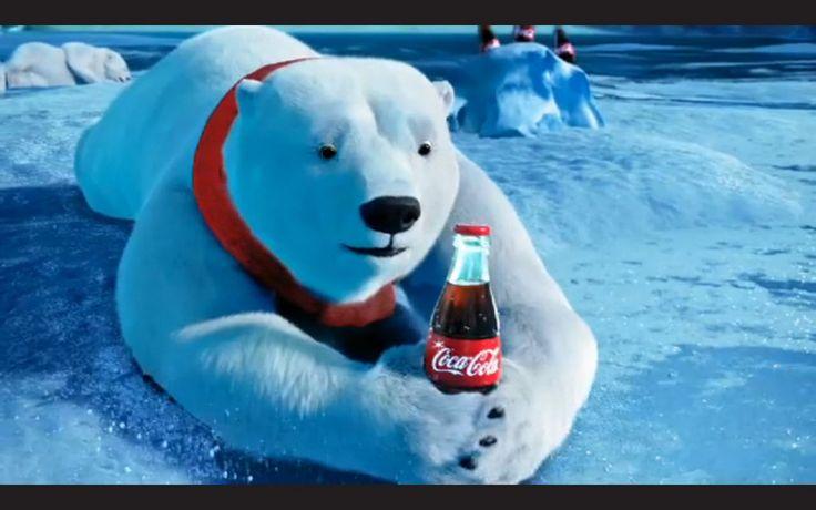 Coca Cola Bear Coca Cola Pinterest