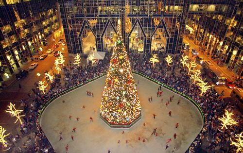 With the holidays approaching, there are some fun places in Pittsburgh to visit when you aren't wrapped up in blankets watching your favorite Christmas movies....