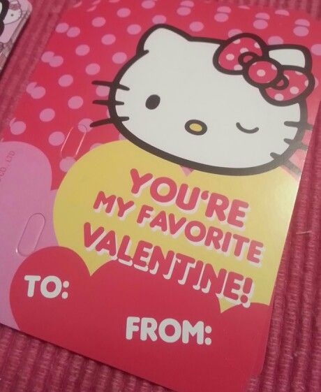 hello kitty valentines day target