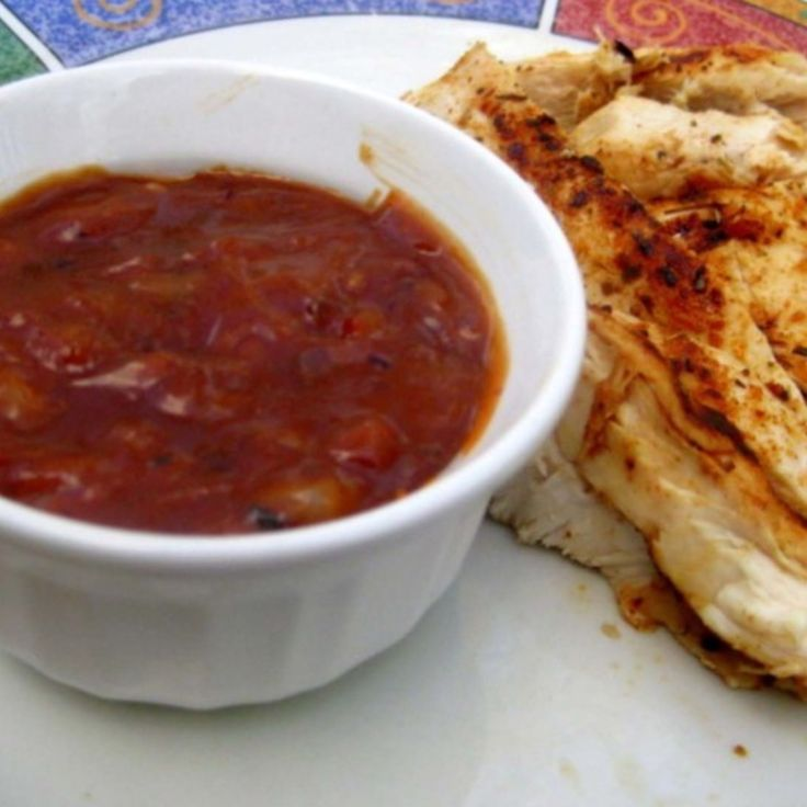 Satay (Peanut Dipping Sauce) Recipe | Just A Pinch Recipes