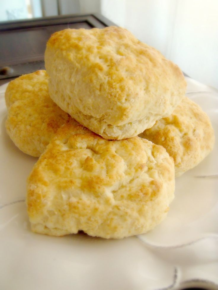 Cream Cheese Biscuits - these are so easy and delicious!