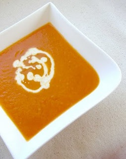 Butternut squash and roasted pepper soup | FOOD - AUTUMN - soups | Pi ...