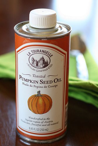Lust get my hands on this pumpkin oil