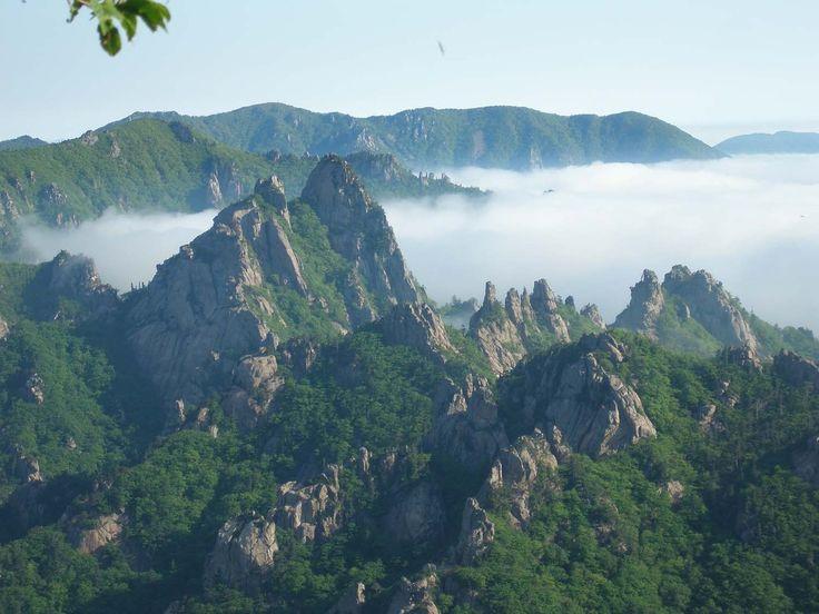Sokcho-si South Korea  city photos : ... Seoraksan Mountain, Sokcho, South Korea | Korea mountain | Pinterest
