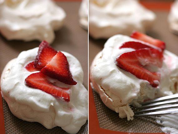 Perfect Pavlova | Recipes | Pinterest