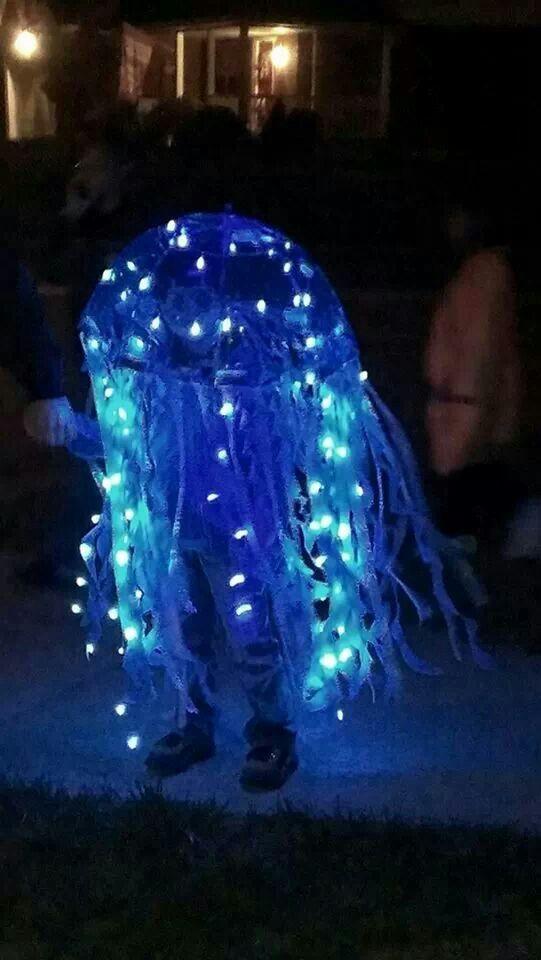 Jellyfish costume | Fa...