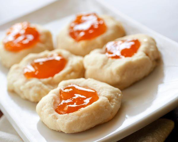 Lemon Cornmeal Cookies | Recipe