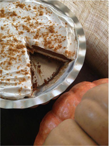 Pumpkin Icebox Pie by Redlands' very own Sugarbird baker/owner ...