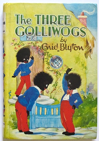 the-three-golliwogs Childrens Book By Enid Blyton I have this book and ...