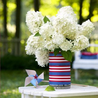 cute idea for a centerpiece