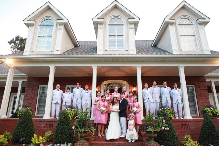 Southern Wedding- The Daniels Wedding