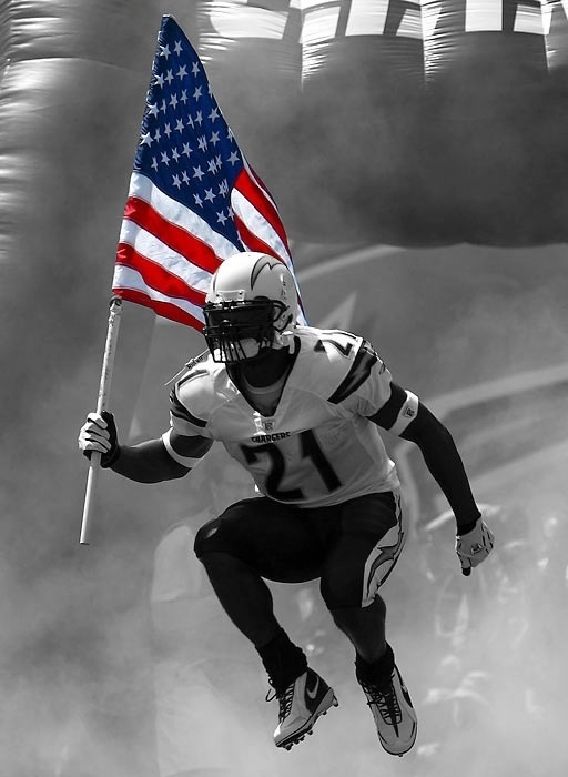 L T Usa Flag All Football Pinterest