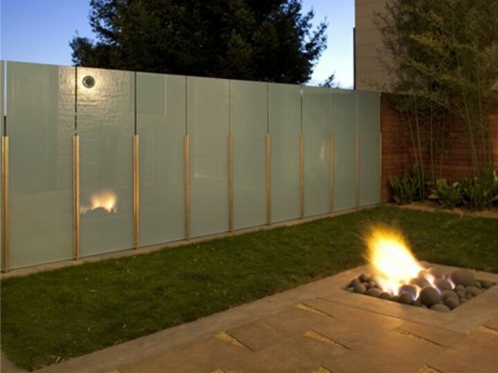 Super Cool Urban Privacy Fence Yard Fence Ideas Pinterest