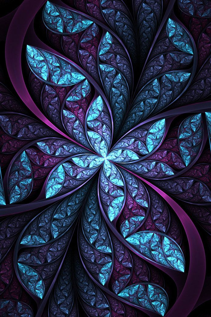 beautiful stained glass wallpaper - photo #5