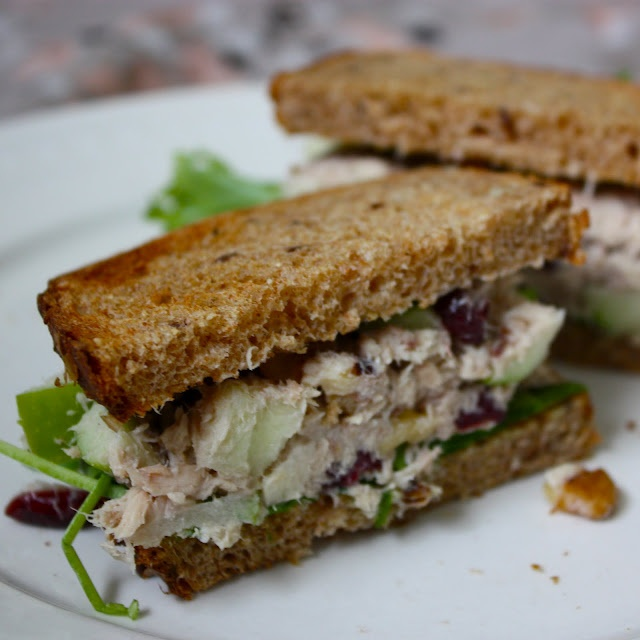 Healthy Harvest Tuna Salad | Delicious | Pinterest