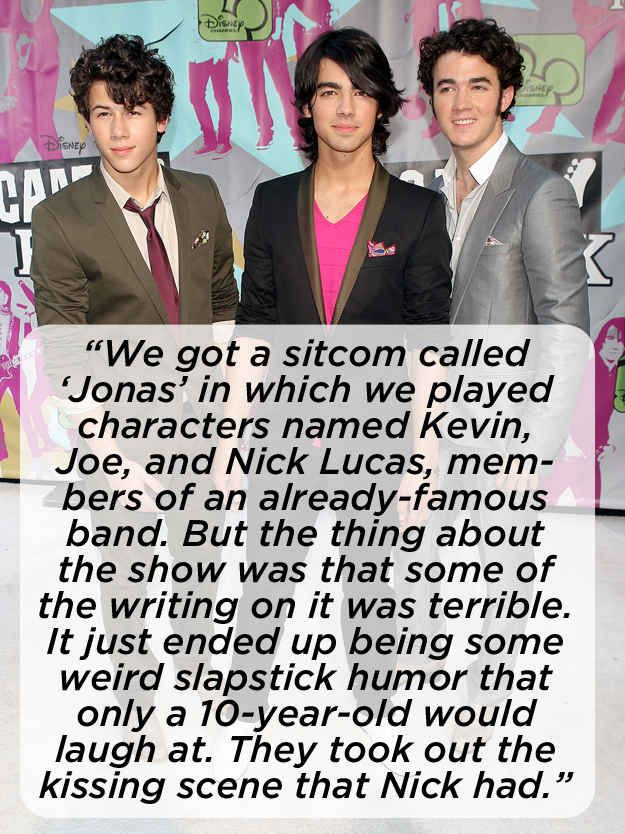 Joe Jonas Drugs
