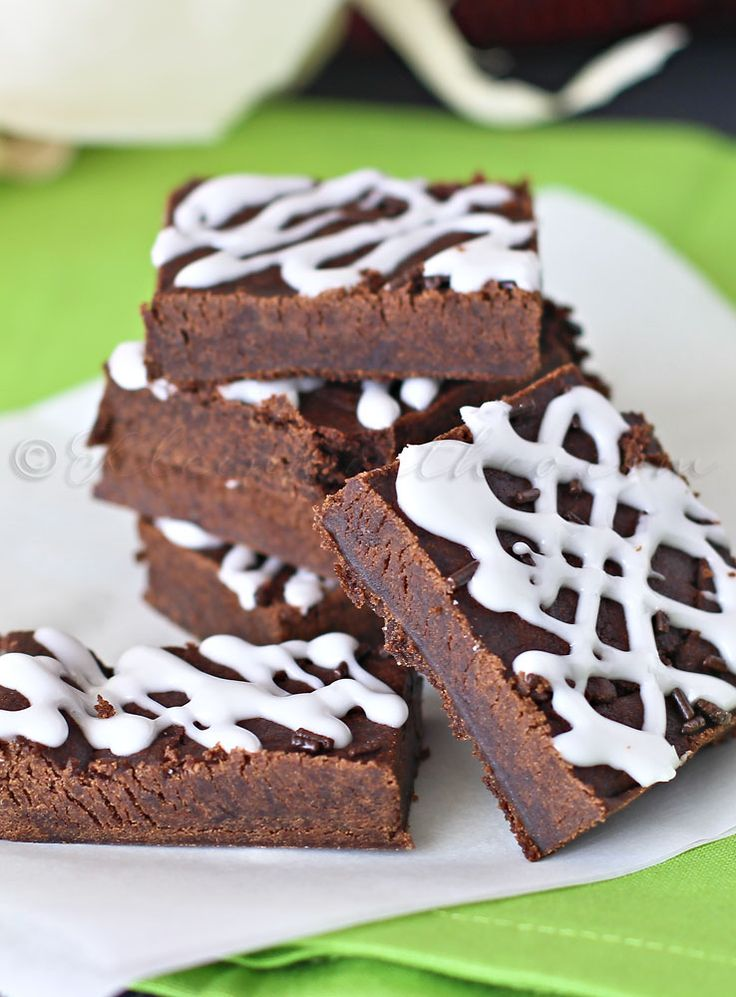 Chocolate Gingerbread Cookie Bars | Recipe