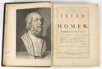 The Iliad Essay