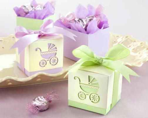 Baby Shower Favors To Make ~ Easy to make baby shower favors ideas