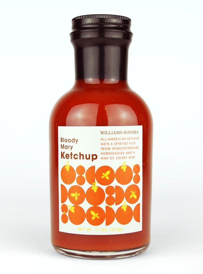 Williams Sonoma (Ketchup) — Designed in-house
