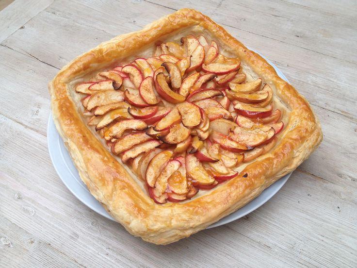 Simple Apple Tart | To Eat | Pinterest